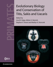 Evolutionary Biology and Conservation of Titis, Sakis, and Uacaris